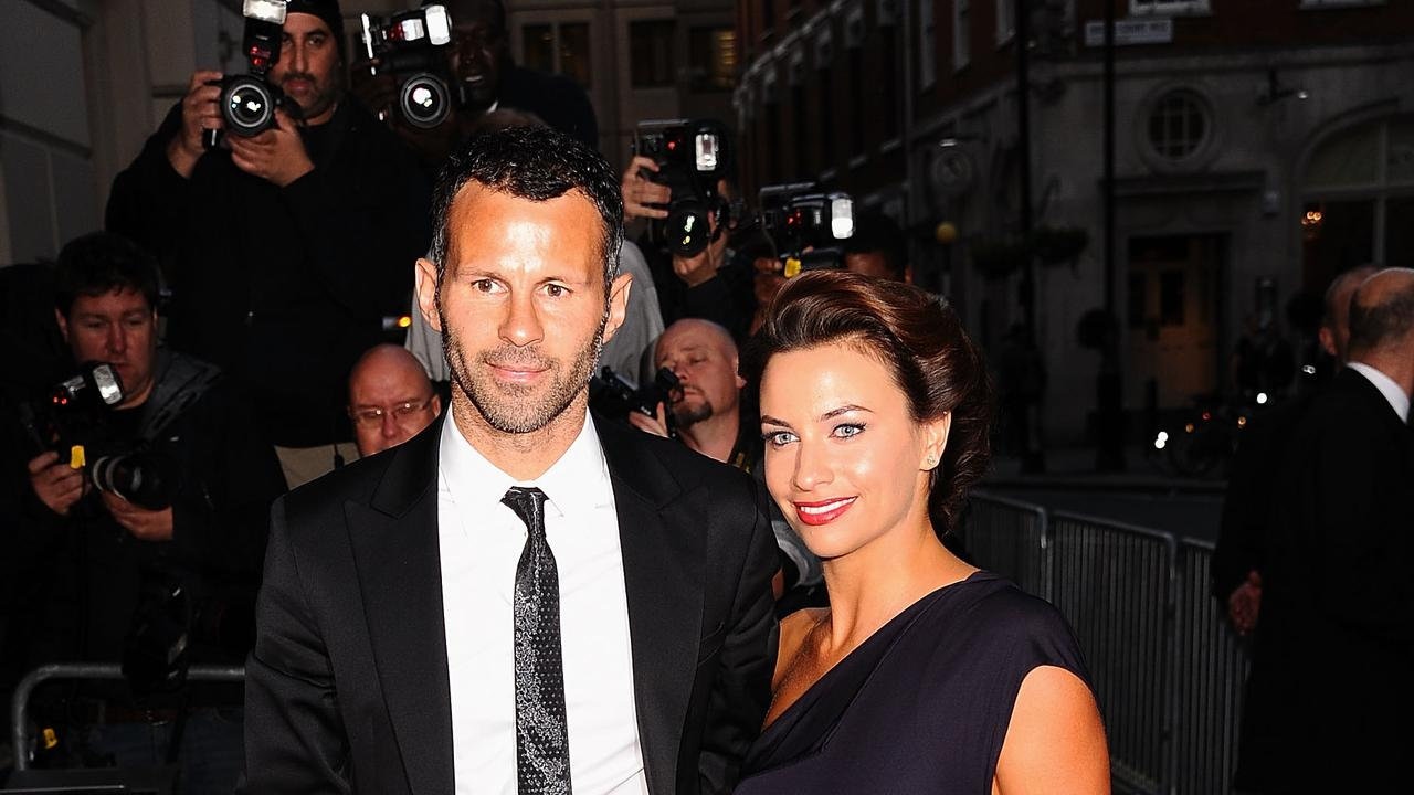 Ryan Giggs and wife Stacey have now divorced.