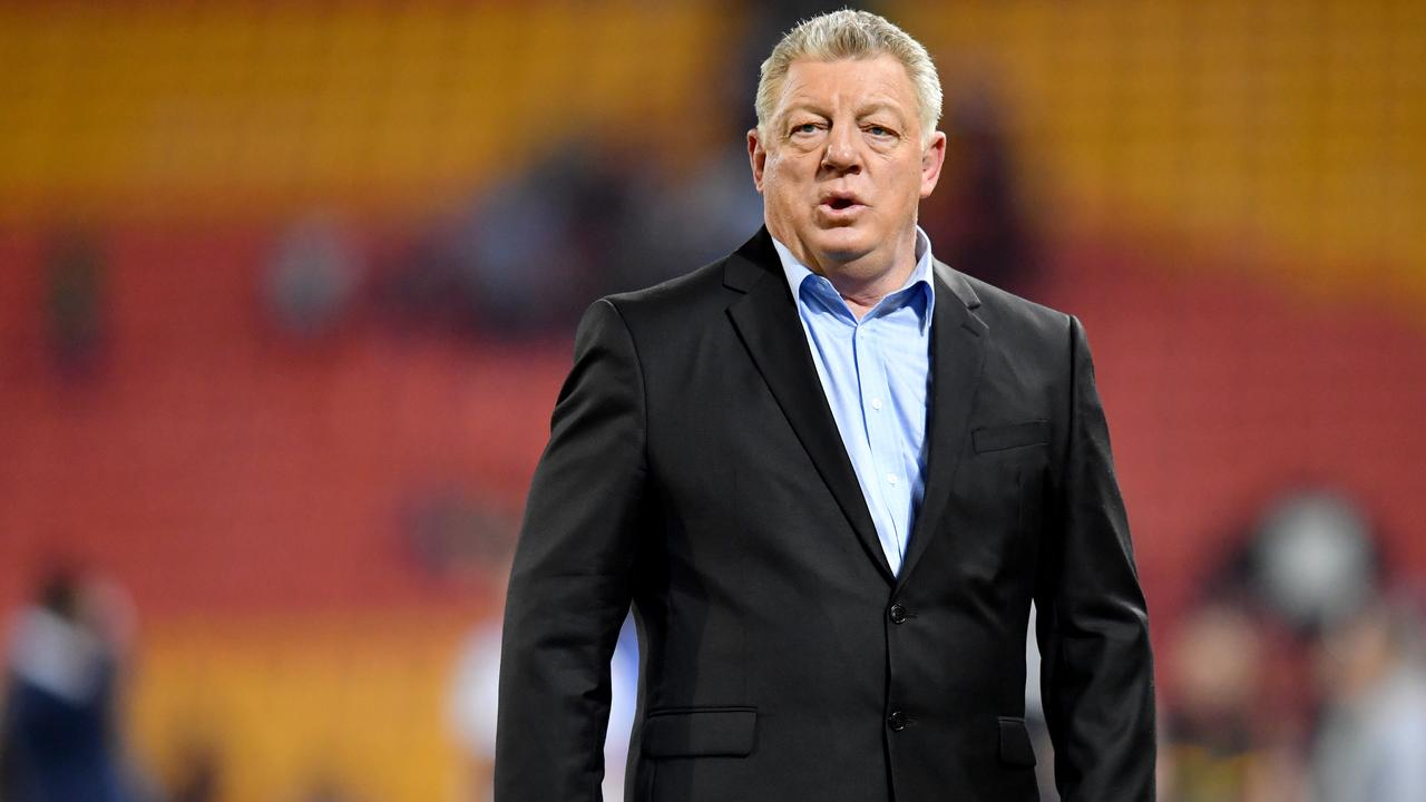 Phil Gould has made amends with Wayne Beavis.