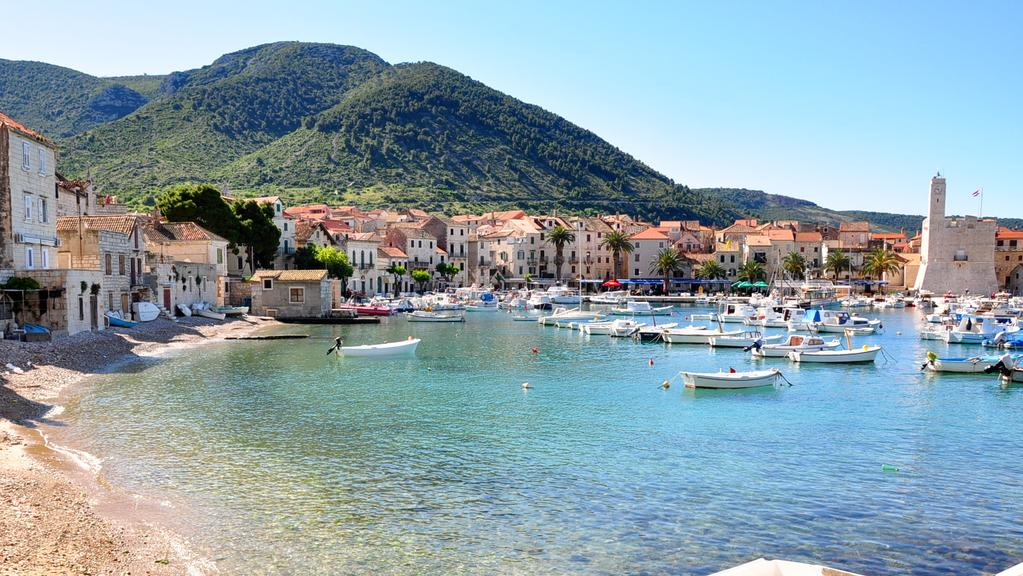 Experience What The Mediterranean Used To Be Like On Vis Island