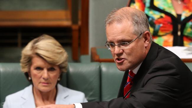 The two are widely considered the Coalition's top performers.