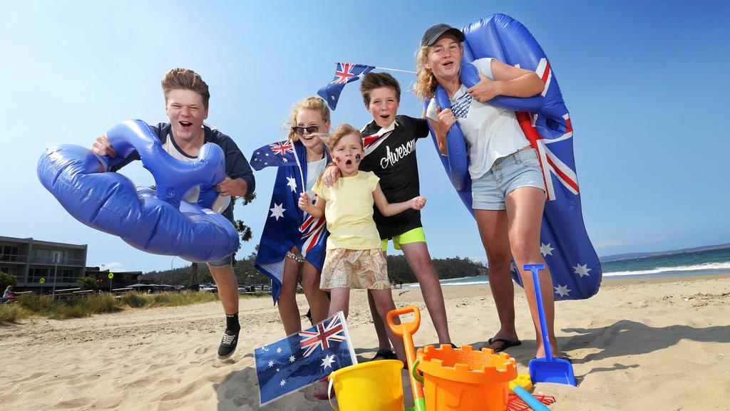 Image result for australia day kingston beach
