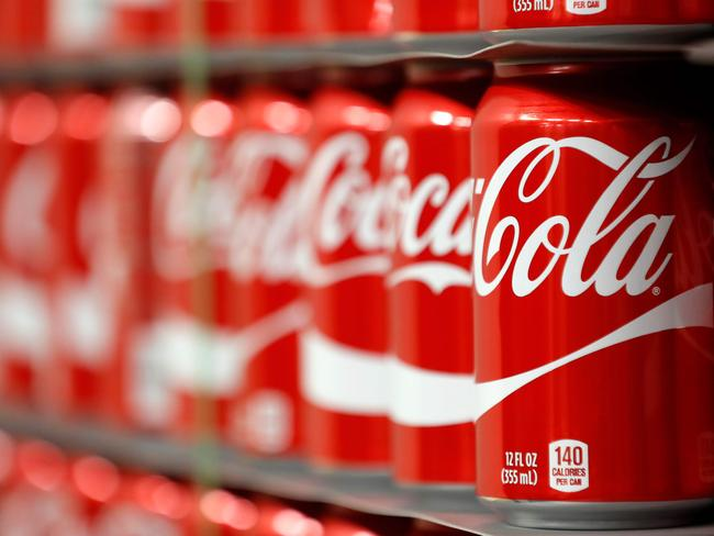 A Coke spokesperson said new limited edition flavours would soon follow suit. Picture: AFP/Getty/George Frey