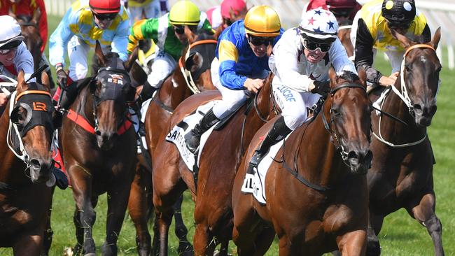 Sunlight locked in as latest Everest runner