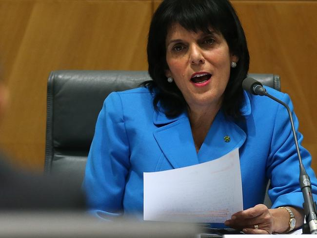 MP Julia Banks has gone further than most to prove she has relinquished her Greek citizenship. Picture: Kym Smith