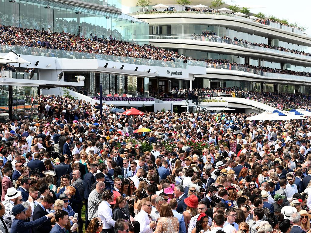 2019 Melbourne Cup Day