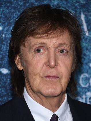 So is McCartney your guy? Picture: Getty Images