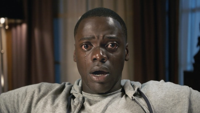 Daniel Kaluuya as Chris in Get Out, a rare (and brilliant) exception in the horror film genre. Photo: Universal