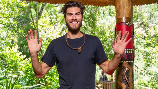 Justin Lacko spent 31 days in the jungle.
