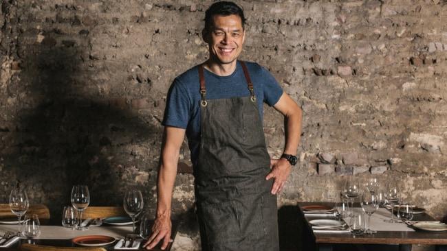 Executive Chef Stanley Wong. Photo: Eastside Kitchen & Bar