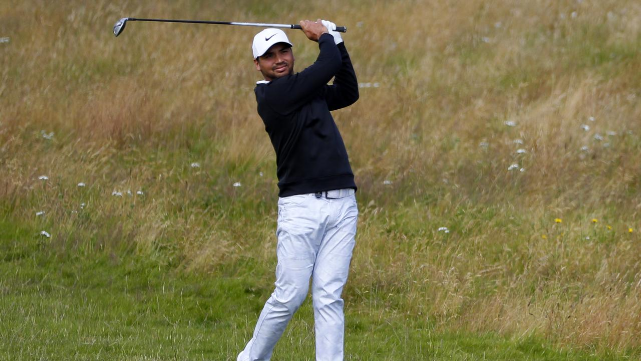 Jason Day missed the cut.
