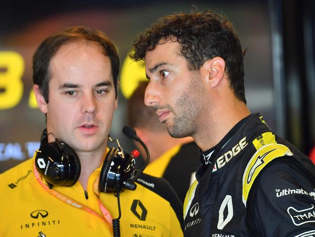 Daniel Ricciardo is confident Renault has lots to improve on.