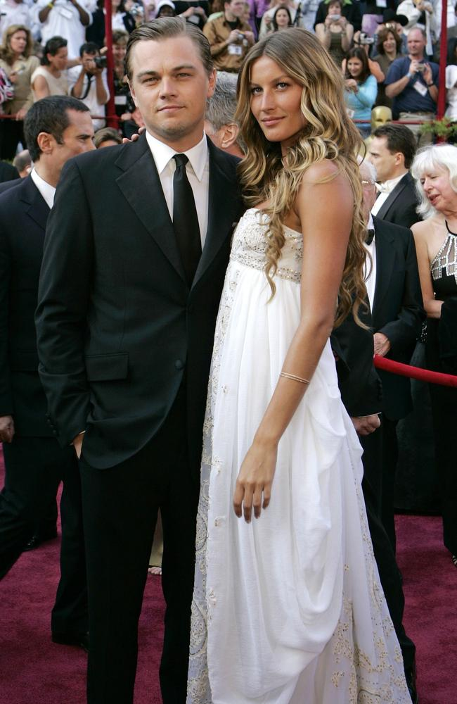 Since Leonardo DiCaprio and girlfriend Gisele Bündchen broke up, he's been linked to a succession of young blondes.
