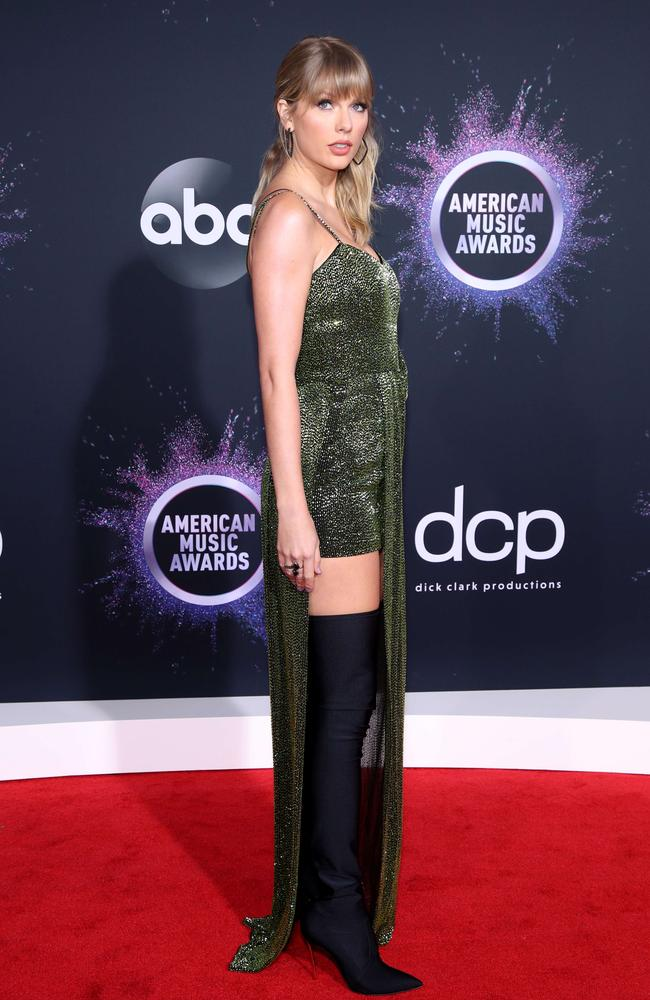 Taylor Swift. Picture: Getty Images/AFP =