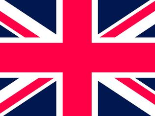 Combined, they create the Union Jack.