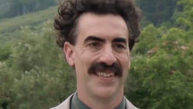 Borat sequel's surprise star reveals brutal truth behind the film – NEWS.com.au