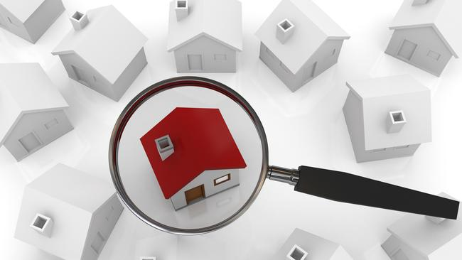 You need to look at each houses different characteristics before it can be valued according to Andrew Winter. Picture: Thinkstock.