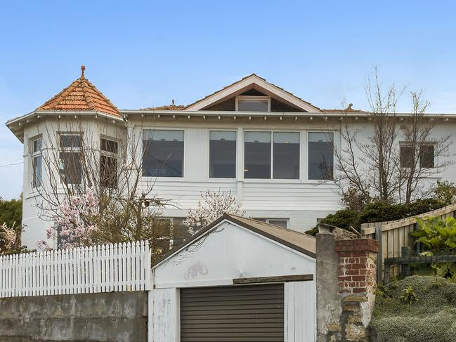 West Hobart is also popular with buyers.