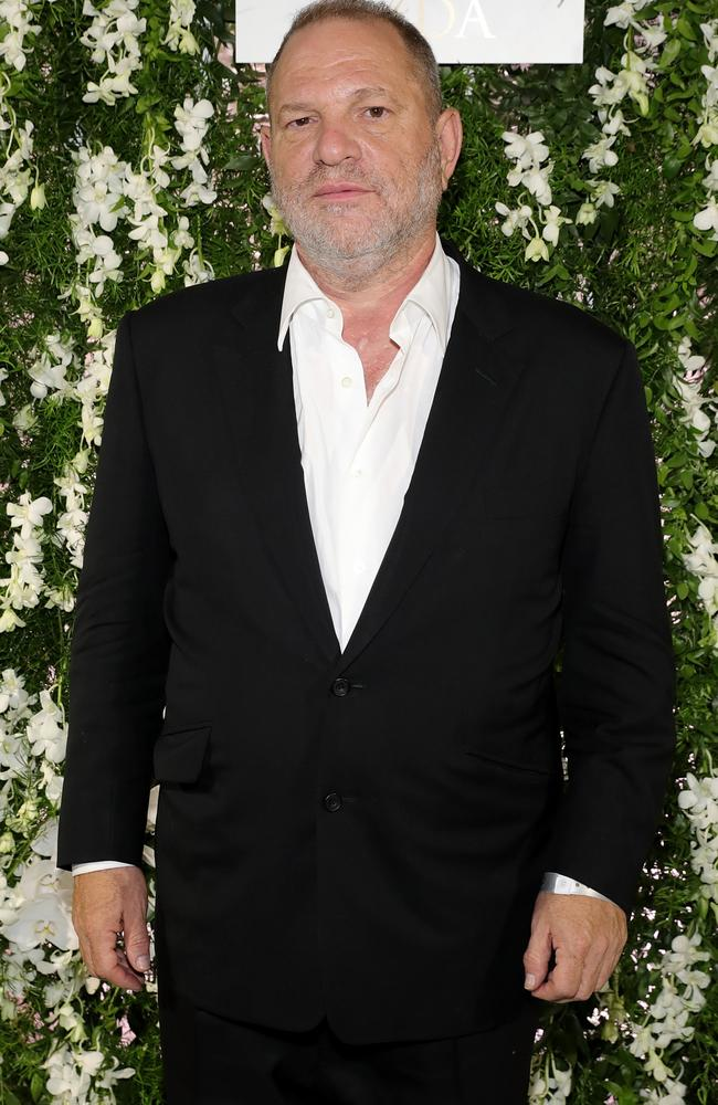 Harvey Weinstein will take an indefinite leave of absence from The Weinstein Company amid sexual harassment allegations. Picture: Neilson Barnard/Getty Images.