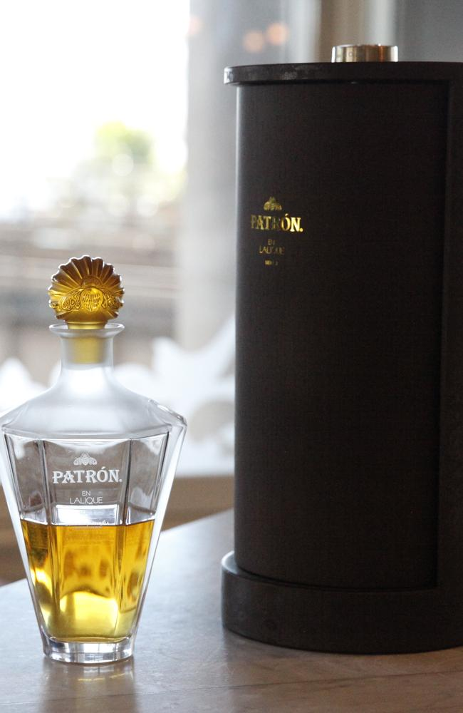 Patrón en Lalique: Serie 2, $990 per 30ml. Picture: Supplied.
