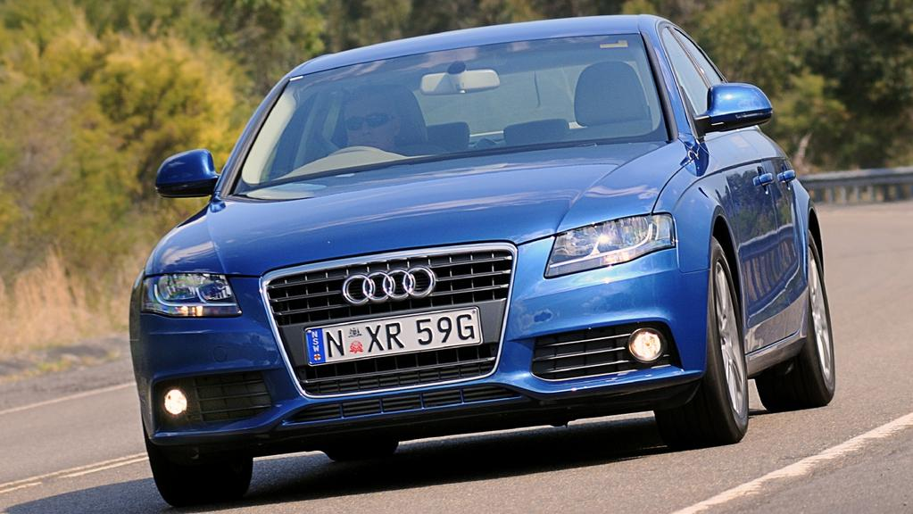 used car review audi a4 2008 16 daily telegraph. Black Bedroom Furniture Sets. Home Design Ideas