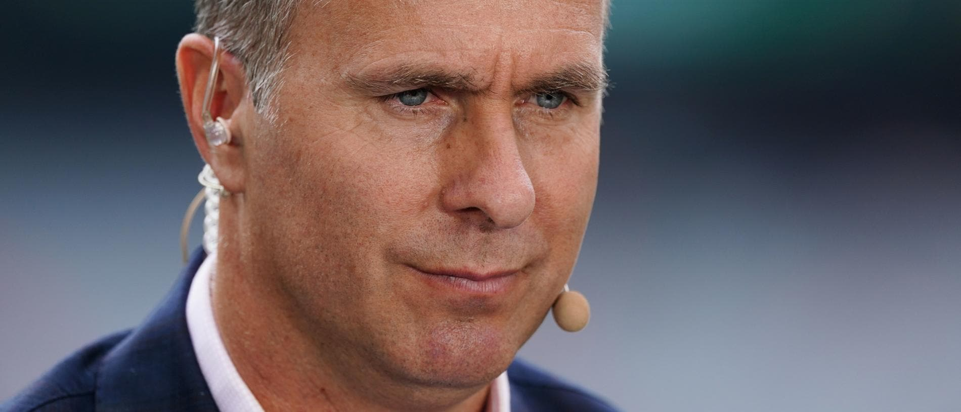 Michael Vaughan looks on on day 3 of the Boxing Day Test match between Australia and New Zealand at the MCG in Melbourne, Saturday, December 28, 2019. (AAP Image/Scott Barbour) NO ARCHIVING, EDITORIAL USE ONLY, IMAGES TO BE USED FOR NEWS REPORTING PURPOSES ONLY, NO COMMERCIAL USE WHATSOEVER, NO USE IN BOOKS WITHOUT PRIOR WRITTEN CONSENT FROM AAP
