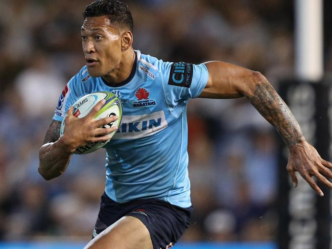 Folau's case has divided Australia.