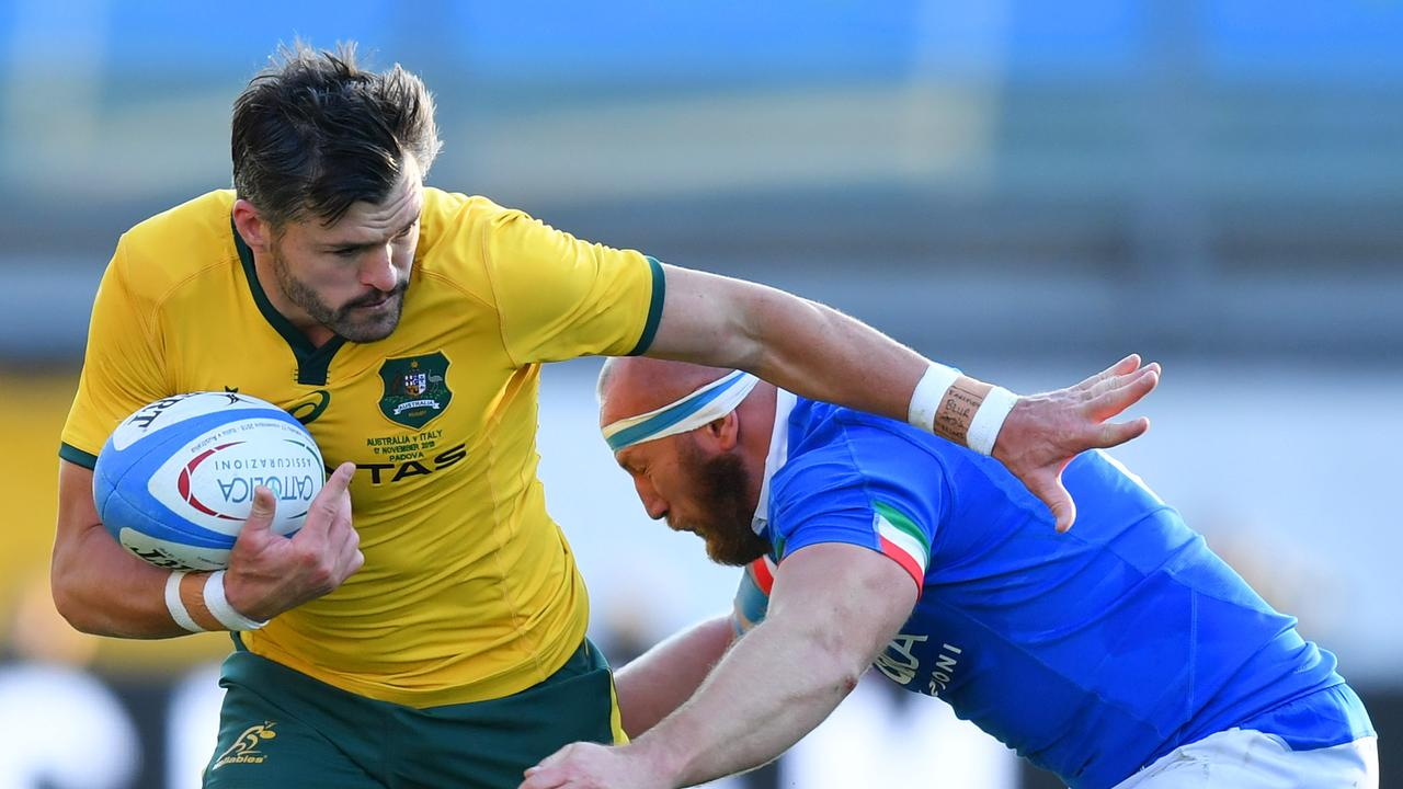 Adam Ashley-Cooper enjoyed a successful return to the national team.