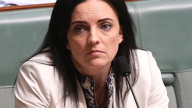 Emma Husar has resigned. Picture: Kym Smith