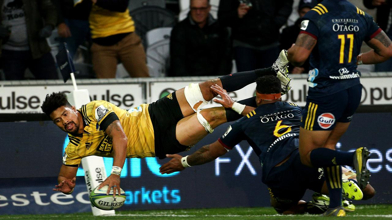 Ardie Savea was Christy Doran's World Rugby Player of the Year in 2019.