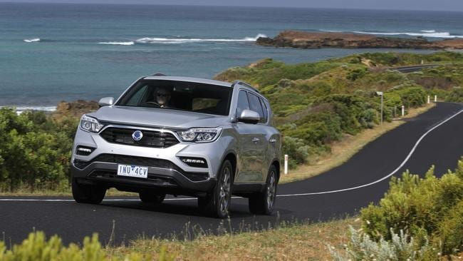 SsangYong has ditched its reputation for poor styling.