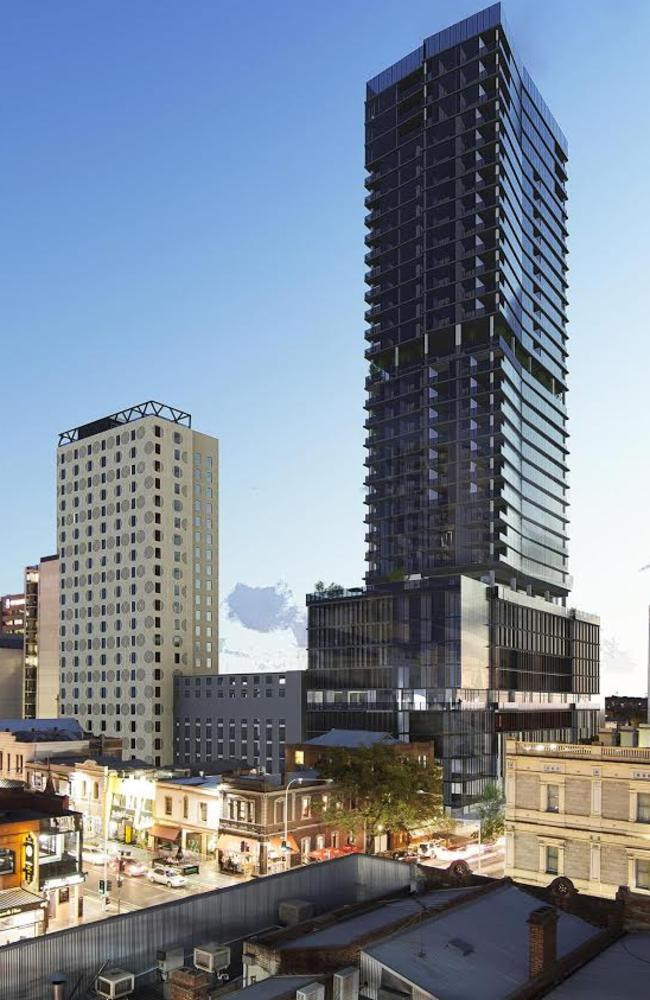 Construction Work To Begin In New Year On Adelaide S