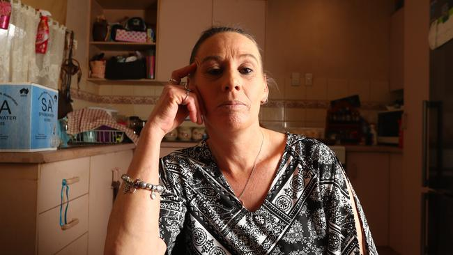 Donna Roesler revealed details of her cousin's early life to the Advertiser. Picture: Tait Schmaal