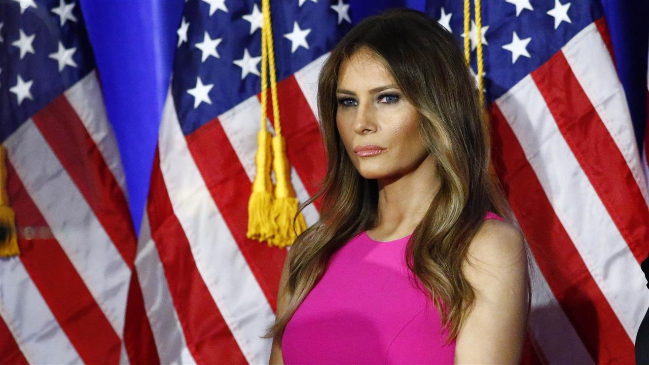 Fast Facts About Melania Trump