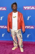 Juice Wrld attends the 2018 MTV Video Music Awards at Radio City Music Hall on August 20, 2018 in New York City. Picture: Jamie McCarthy/Getty Images)