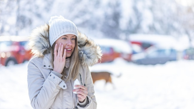 You still need SPF in winter. Source: iStock