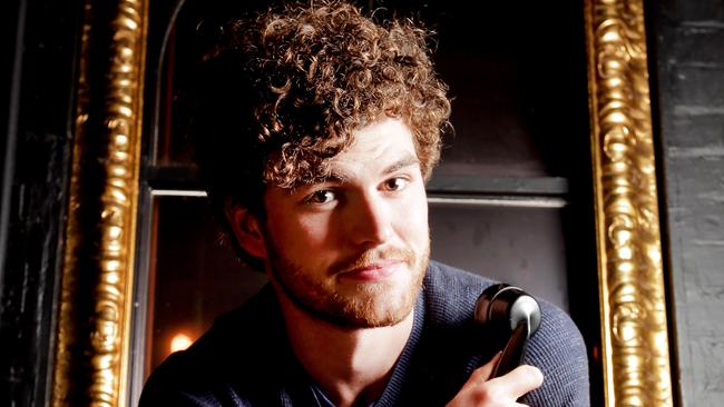 Vance Joy got early musical help from Chet Faker, they remain close pals.