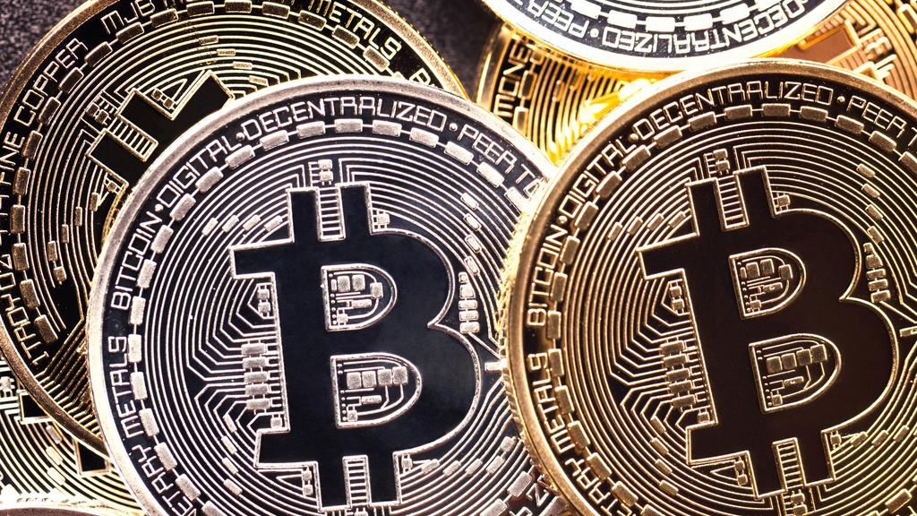 Bitcoin and other cryptocurrencies took a hit overnight.