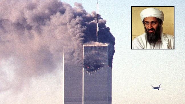 Osama bin Laden hunted down and killed by US