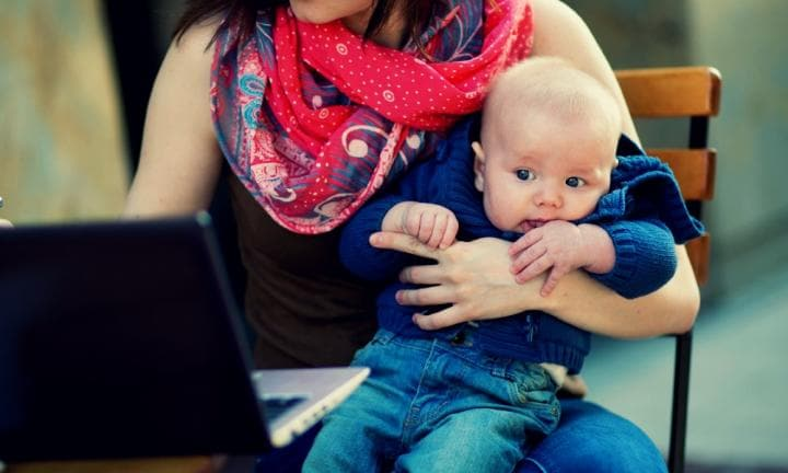 6 ways to be a mum and study (and work!) too