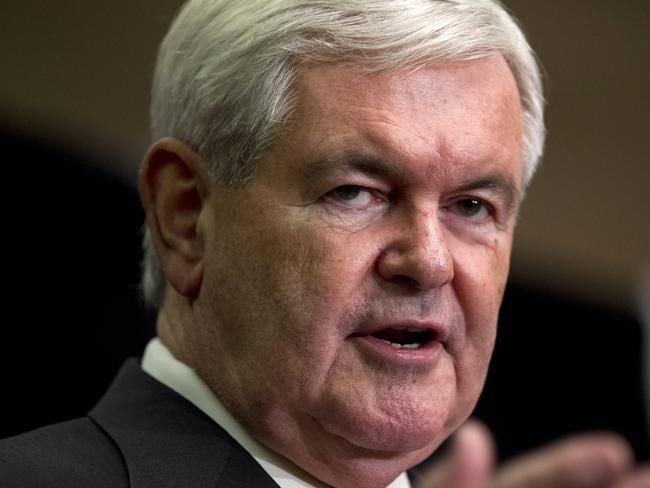 Former presidential hopeful Newt Gingrich says teachers should be armed in schools across the US.