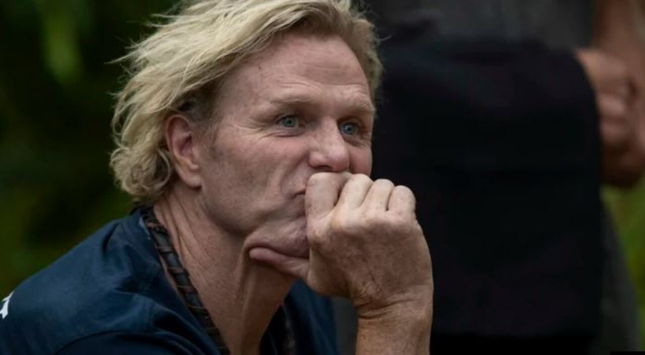 Dermott Brereton has been kicked out of the jungle.