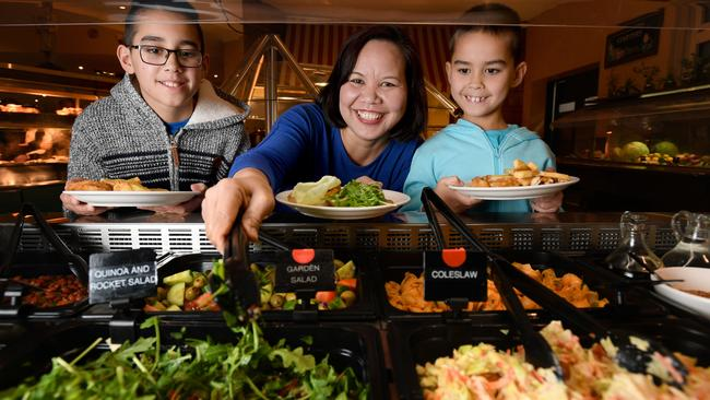 Best Buffet Meals In Adelaide Taste Testing Fortuna