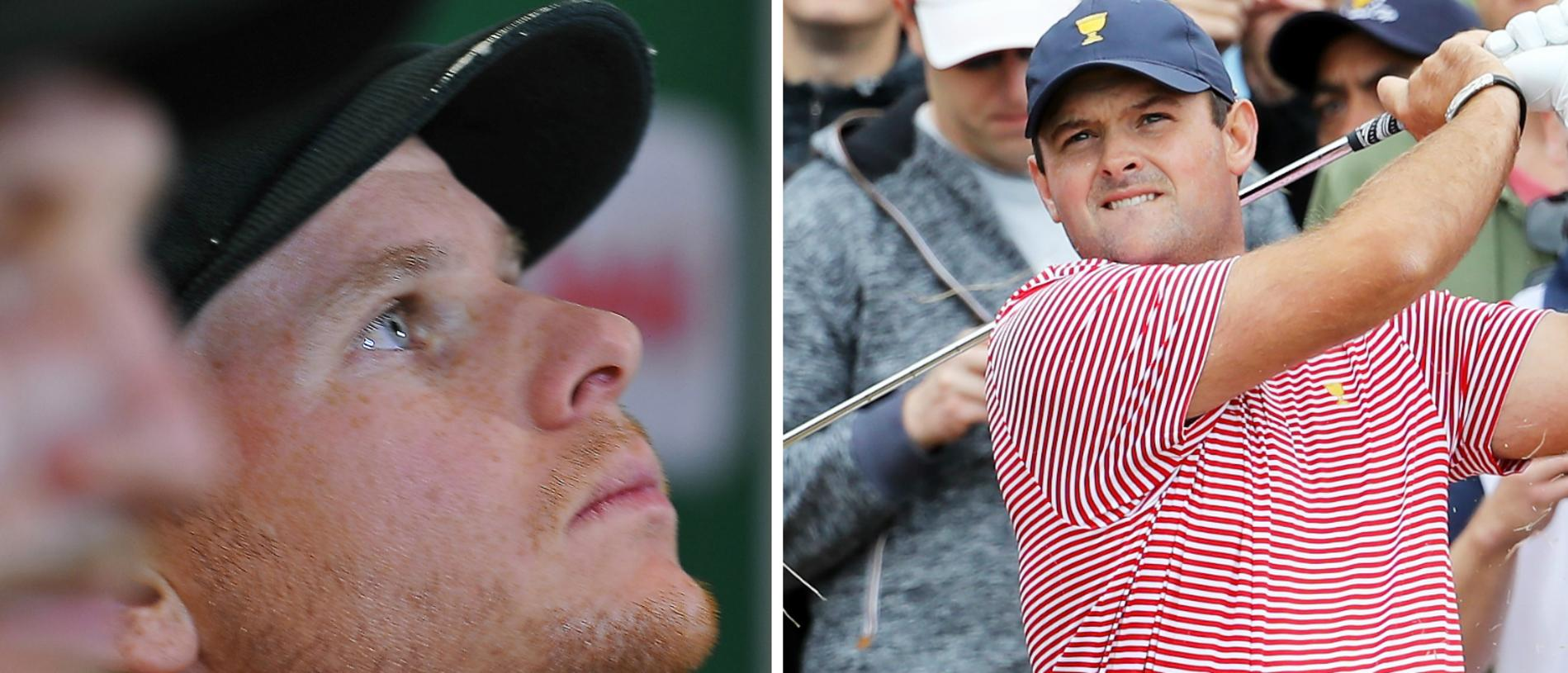Steve Smith copped it from Aussies, so why wouldn't Patrick Reed?
