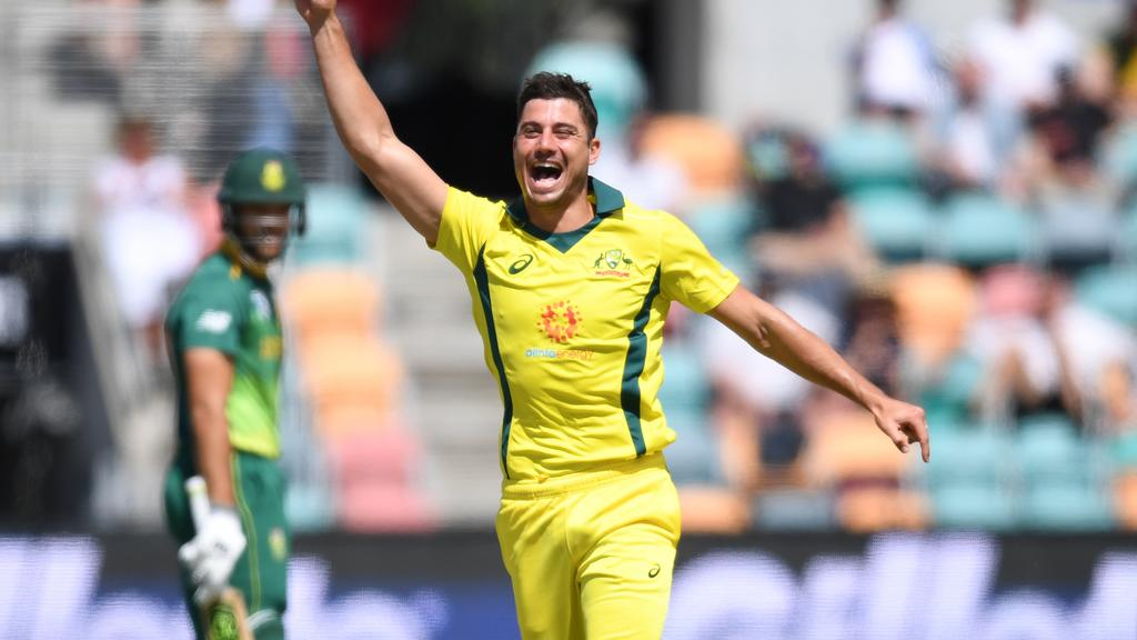Marcus Stoinis: Australia Vs South Africa ODI Series Player Ratings