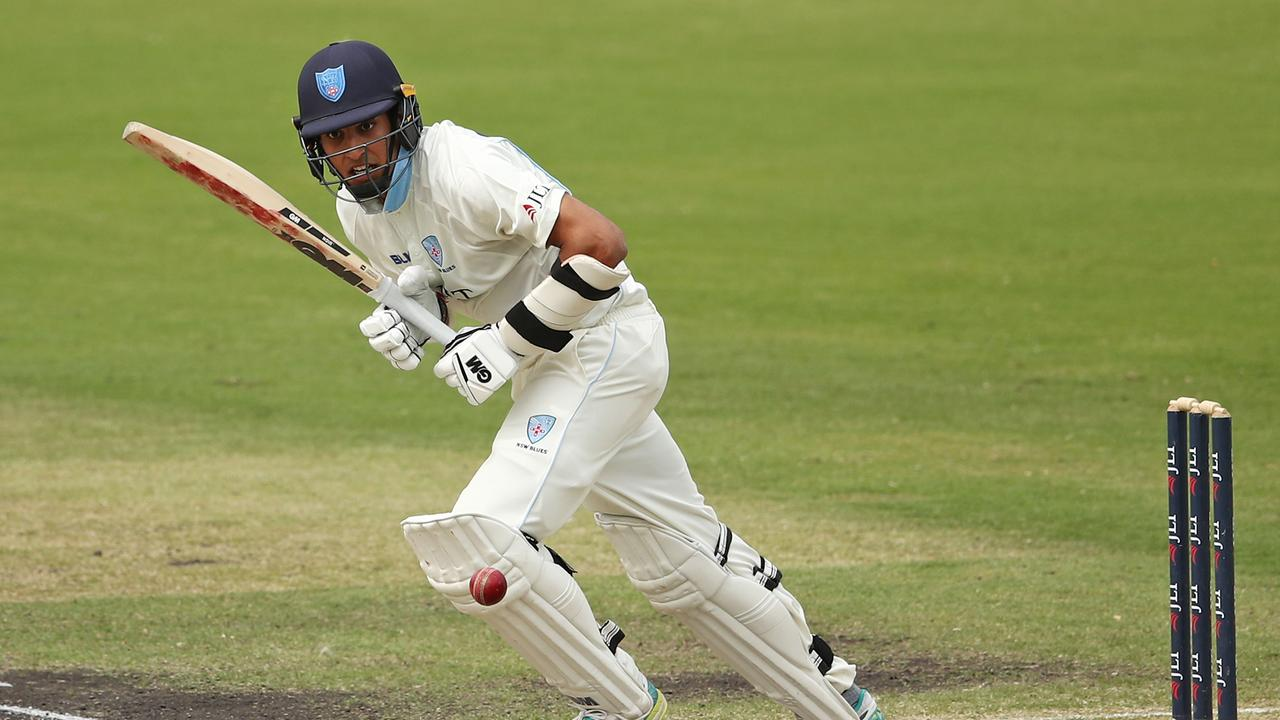 Edwards' fellow NSW youngster Jason Sangha enjoyed a similar season in the middle-order.
