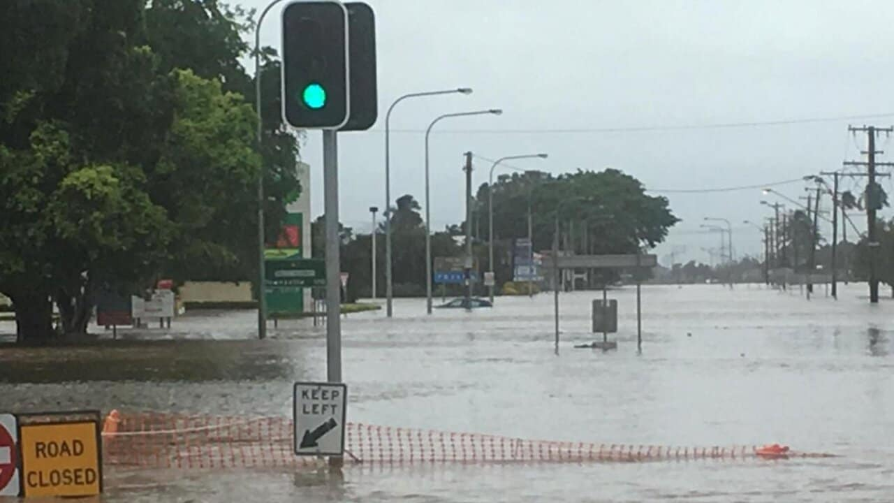 Disaster situation declared in Queensland's north