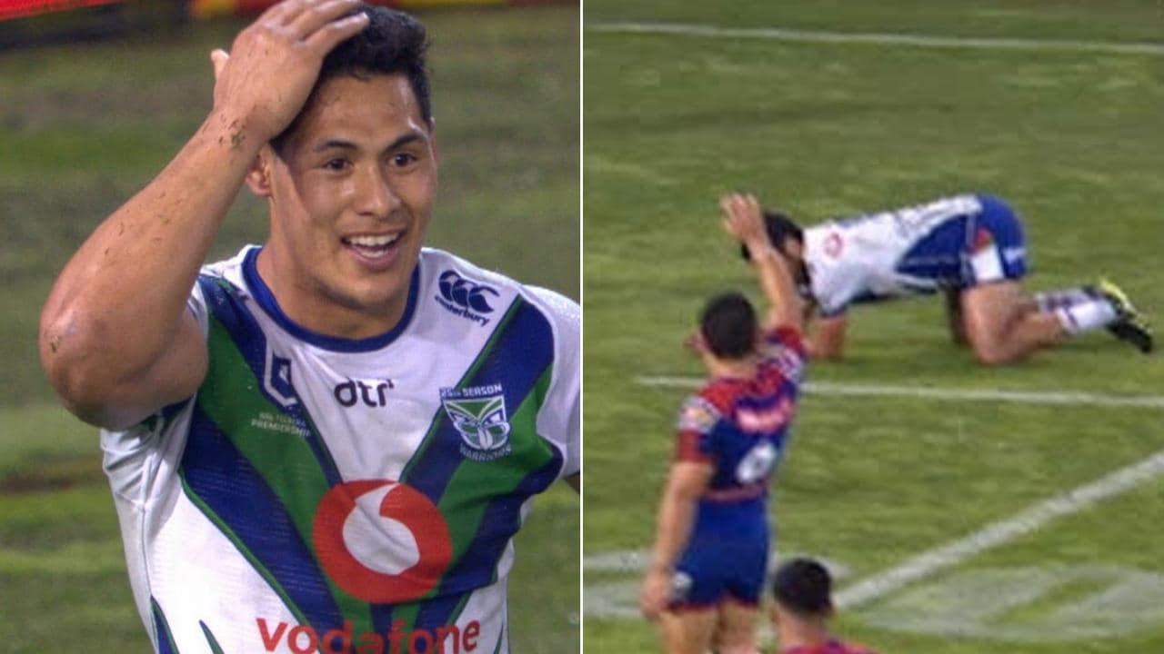 Roger Tuivasa-Sheck believes play should have been stopped when Peta Hiku was concussed.