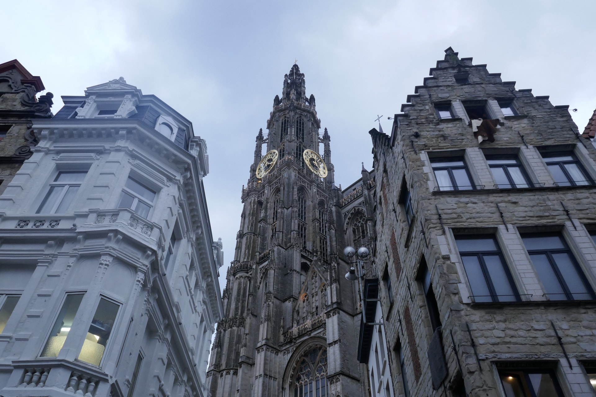 Nine reasons why Antwerp is Belgium's capital of cool
