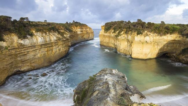 Port Campbell National Park on the Great Ocean Road. Picture: Getty Images