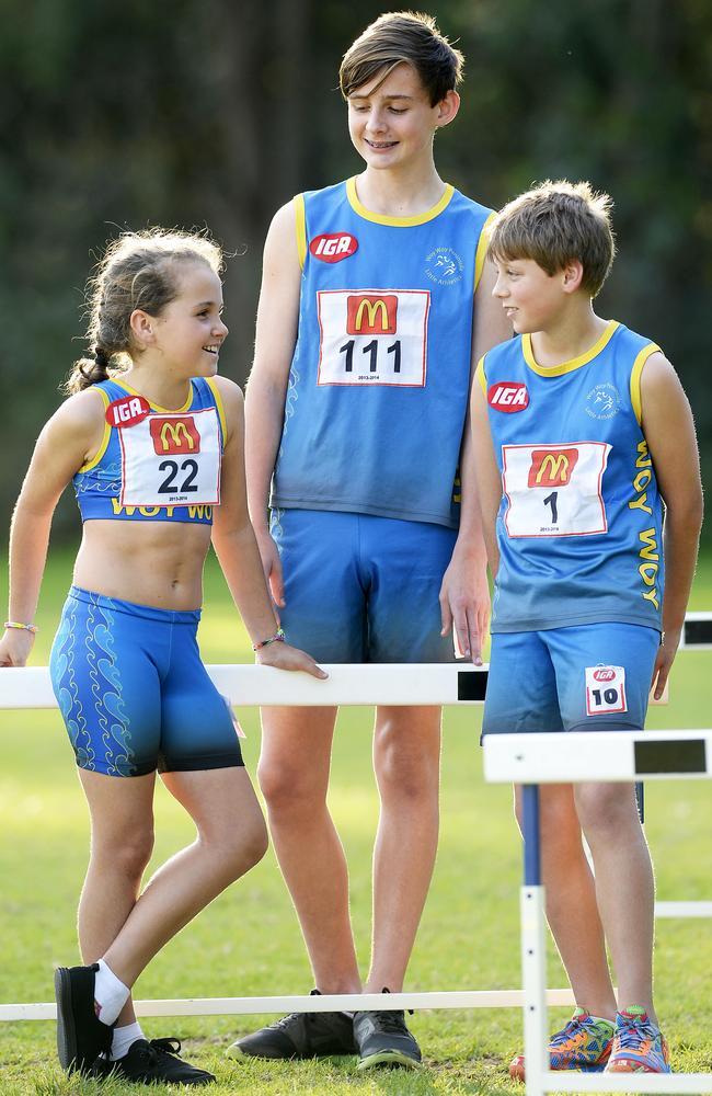 Little Athletics, Mcdonalds Defend Fast Food Sponsorship -3309